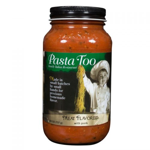 pasta-too-meat-sauce